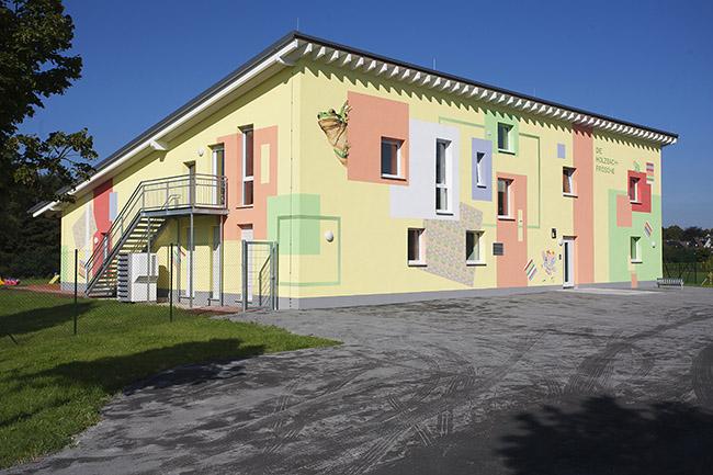 """Kindergarten """"Haus Holzbachfrösche"""""""