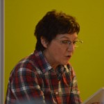Präventionsexpertin Gisela Braun