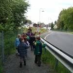 Der Weg nach Giershofen