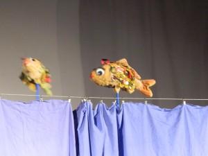 Die Weihnachtsfische.....