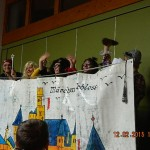 Aschenputtel im Märchenschloss